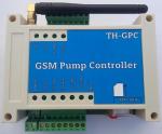 Thiết bị giám sát điều khiển trạm bơm từ xa qua mạng GSM SMS