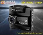 Camera hành trình hp f550g,ghi hình 2k,góc quay rộng,hỗ trợ lái xe thông minh