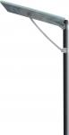 Đèn đường năng lương mặt trời 50W