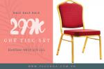 Cung cấp bộ bàn ghế nhà hàng khách sạn, ghế tiệc sắt, ghế inox, ghế gỗ đẹp, giá rẻ