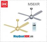 Quạt trần 4 cánh KDK M56XR