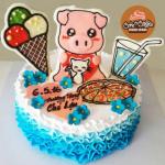 Lựa chọn một chiếc bánh sinh nhật đẹp nhất hiện nay tại Sài Gòn- món quà ý nghĩa tặng người thân yêu
