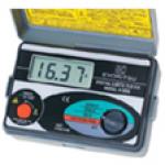 Đồng hồ đo điện trở tiếp đất kyoritsu
