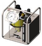 Bolt Tensioning Power Pack - Bộ Nguồn Thủy Lực cho máy kéo căng Bulong
