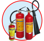 Bán bình chữa cháy co2 MT3 3kg