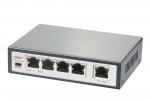 Switch PoE 5 Port 10/100Mbps