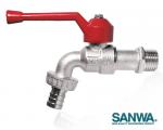 Vòi nước Sanwa đầu dài CKT