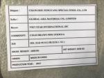 ống đúc kéo nguội stkm11a, stkm13a