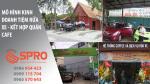 Tư vấn mô hình mở tiệm rửa xe kết hợp quán cafe