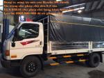 Xe Hyundai Đô Thành 8,5 tấn