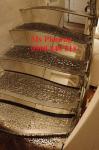 Cầu thang cắt CNC độc đáo