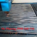 Gia công cắt CNC máy Laser