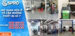 Mở gara sửa chữa ô tô cần những thiết bị gì