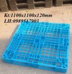 Pallet nhựa đầy đủ chủng loại,giá rẻ 0989517903