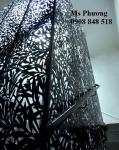 Tấm panel trang trí nghệ thuật cắt CNC