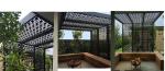 Tấm Panel sân vườn cắt CNC