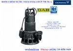 máy bơm chìm nước thải FEKA BVP 750 M-A DAB