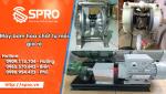 Spro - Máy bơm màng hóa chất tự mồi giá rẻ