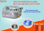 Spro - Mua máy vệ sinh máy lạnh giá rẻ tại TP.HCM