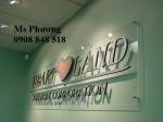 Logo công ty cắt CNC Plasma độc đáo
