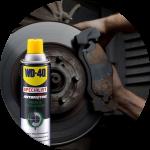 WD40® Brake & Parts Cleaner - Làm sạch cụm thắng/phanh (450ML)