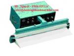 Máy HÀN Miệng Bao tự động PS450 hàn túi nhôm, nilon Taiwan giá gốc, ĐÀI LOAN