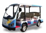 Xe điện chở khách 8 chỗ Langqing
