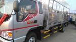 xe tải jac 9,1 tấn thùng dài 6,8m