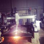 Gia công cắt CNC mát tia nước,máy Plasma