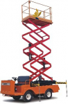Xe điện thang nâng