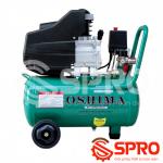 Máy nén khí Mini 2 HP OSHIMA OSH24-Dung tích 24L