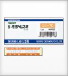 THERMOLABEL - Nhãn chỉ thị nhiệt độ 3E-40, tem nhiệt Nigk A-50