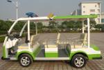 Xe điện cứu thương chở bệnh nhân LANGQING