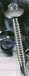 Vít inox 304 BF10-16x19mm