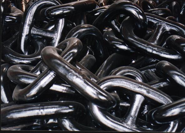 Xích Neo Tàu cấp 3 Stud link anchor chain