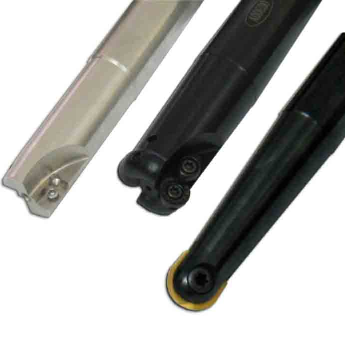 Thân dao phay ghép mảnh hợp kim